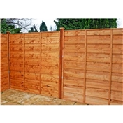 6FT Horizontal Hit & Miss Panels - 3 Panels Only (Base Price)