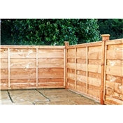 3FT Horizontal Hit & Miss Panels - 3 Panels Only (Base Price)