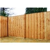 6FT Vertical Hit & Miss Panels - 3 Panels Only (Base Price)