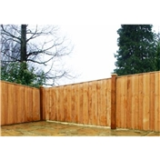 4FT Vertical Hit & Miss Panels - 10 Panels Only (Base Price)