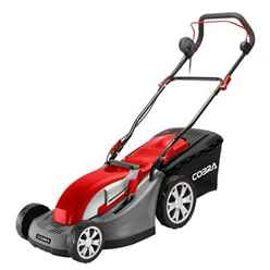 Electric Rear Roller Lawnmower - 40cm - Cobra GTRM40 - Free Next Day Delivery*